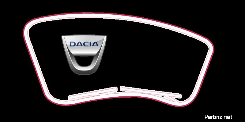 Parbriz Dacia Logan