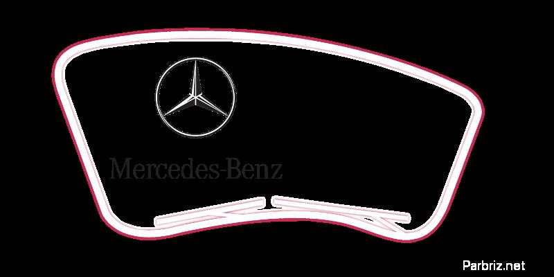 Parbriz Mercedes