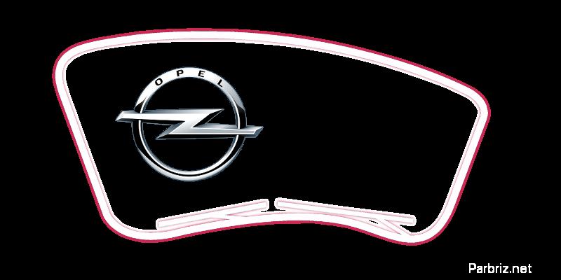 Parbriz Opel Astra