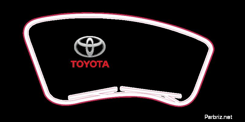 Parbriz Toyota Auris